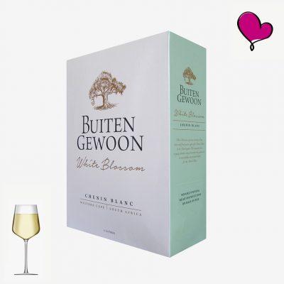 Wijntap Buitengewoon, Kaapse witte wijn, Zuid-Afrika bag in box