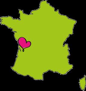 Landkaart-Frankrijk-Ch-des-Tourtes